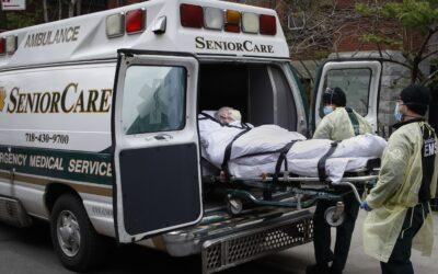 Watchdog: Nursing home deaths up 32% in 2020 amid pandemic