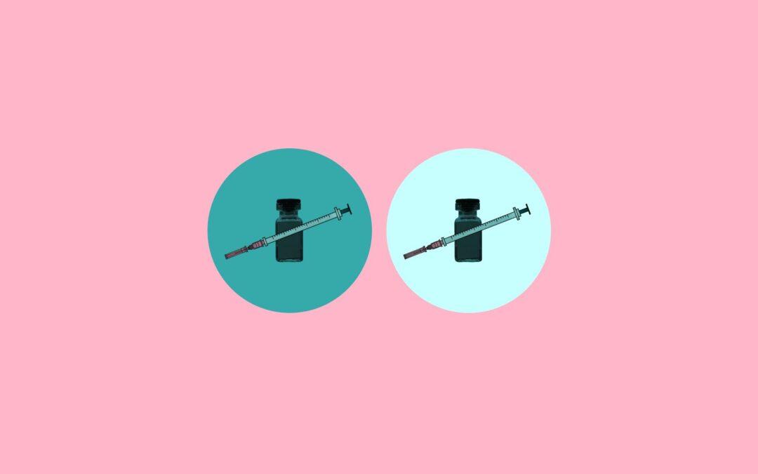 Vaccine icon - COVID-19 vaccine